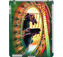 Horseys Through The Looking Glass iPad Case/Skin