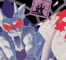 Shadowgate Sticker