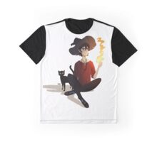 Witch Au Keith Graphic T-Shirt