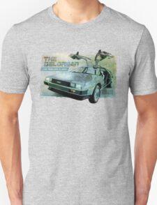 NEW Men's Sports Car T-Shirt Unisex T-Shirt
