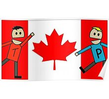 Canada South Park Poster