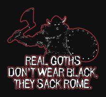 Old School Goth by BakedBunny