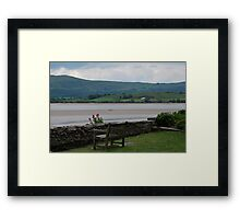 Portmeirion  North Wales Framed Print