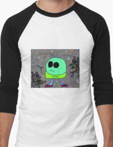 Mooky's Temporal Displacement Rhino Men's Baseball ¾ T-Shirt