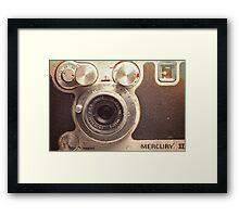 Universal Mercury II Camera - 3 Framed Print