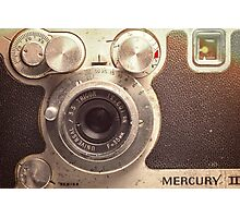 Universal Mercury II Camera - 3 Photographic Print