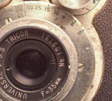 Universal Mercury II Camera - 3 Sticker