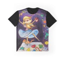 Collage Magic Graphic T-Shirt