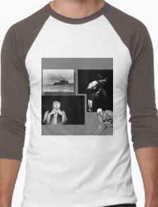 $uicideboy$ Suicideboys Eternal Grey Gray g59 Men's Baseball ¾ T-Shirt