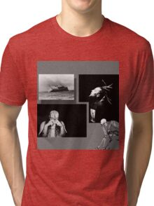$uicideboy$ Suicideboys Eternal Grey Gray g59 Tri-blend T-Shirt