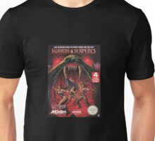 Swords and Serpents Unisex T-Shirt