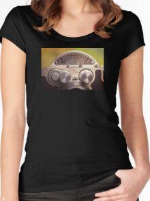 Universal Mercury II Camera - 4 Women's Fitted Scoop T-Shirt