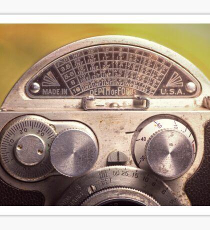 Universal Mercury II Camera - 4 Sticker