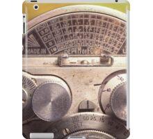 Universal Mercury II Camera - 4 iPad Case/Skin