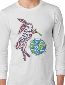 Hare World Long Sleeve T-Shirt