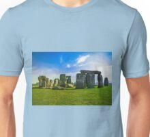 Stonehenge in Wiltshire England Unisex T-Shirt
