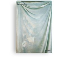 The Picture of Dorian Gray - Oscar Wilde Canvas Print