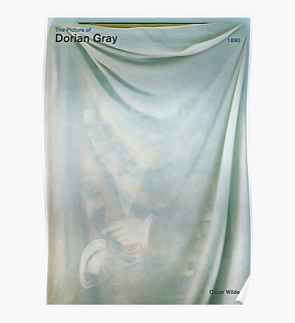 The Picture of Dorian Gray - Oscar Wilde Poster