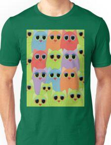 CAT CROWD Unisex T-Shirt