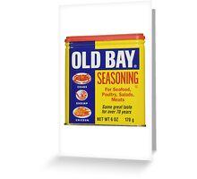 OLD BAY Greeting Card
