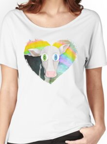 The Cow Who Freed Himself Women's Relaxed Fit T-Shirt