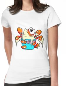 Squiddly Diddly Doo Womens Fitted T-Shirt