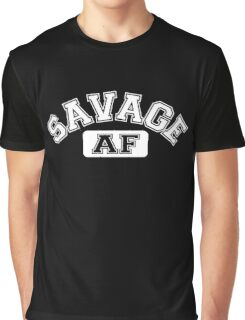 SAVAGE - AF Graphic T-Shirt