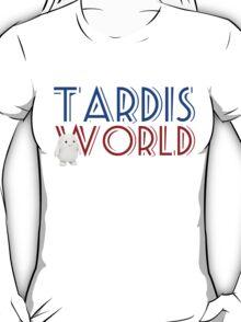 Tardis World team T-Shirt