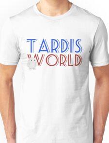 Tardis World team Unisex T-Shirt
