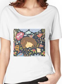 Forest Slumber Women's Relaxed Fit T-Shirt