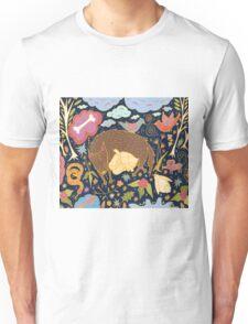 Forest Slumber Unisex T-Shirt