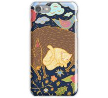 Forest Slumber iPhone Case/Skin
