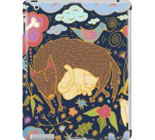 Forest Slumber iPad Case/Skin