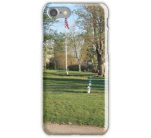 Spring at Stark iPhone Case/Skin