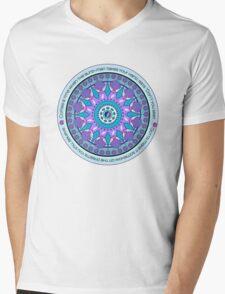 Comes a time.. Mens V-Neck T-Shirt