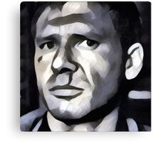 Deckard - Beat Up Canvas Print