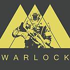 Destiny - Warlock by AronGilli by AronGilli