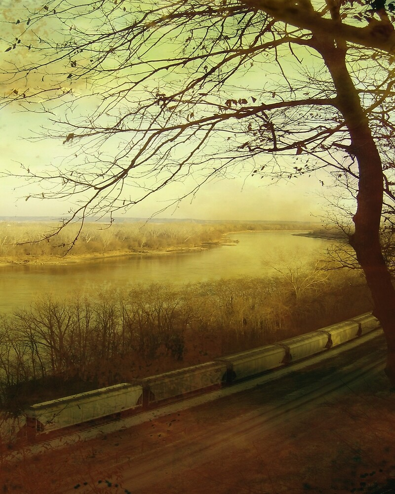 Along the Missouri by Jing3011