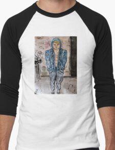 Steve Fashion Men's Baseball ¾ T-Shirt