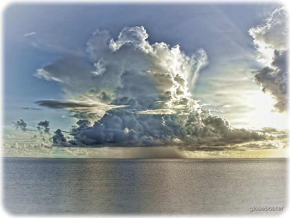 """""""Just A Cloud"""" by globeboater"""