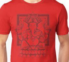 Ganesha Halftone 2 Unisex T-Shirt