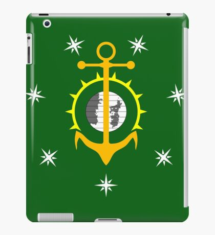 Kul Tiras Marine Corps iPad Case/Skin