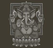 Ganesh Halftone Unisex T-Shirt