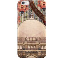 mughal monument iPhone Case/Skin