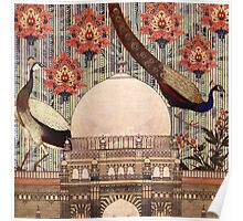 mughal monument Poster