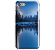 Majestic Yellowstone Mountains iPhone Case/Skin