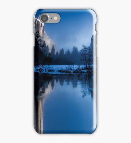Majestic Yellowstone Mountains iPhone Case/Skin