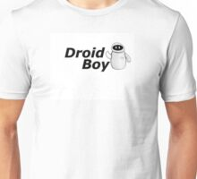 Droid Boy Unisex T-Shirt