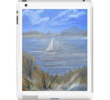 A Morning Sail iPad Case/Skin