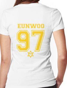 Eunwoo Jersey Womens Fitted T-Shirt